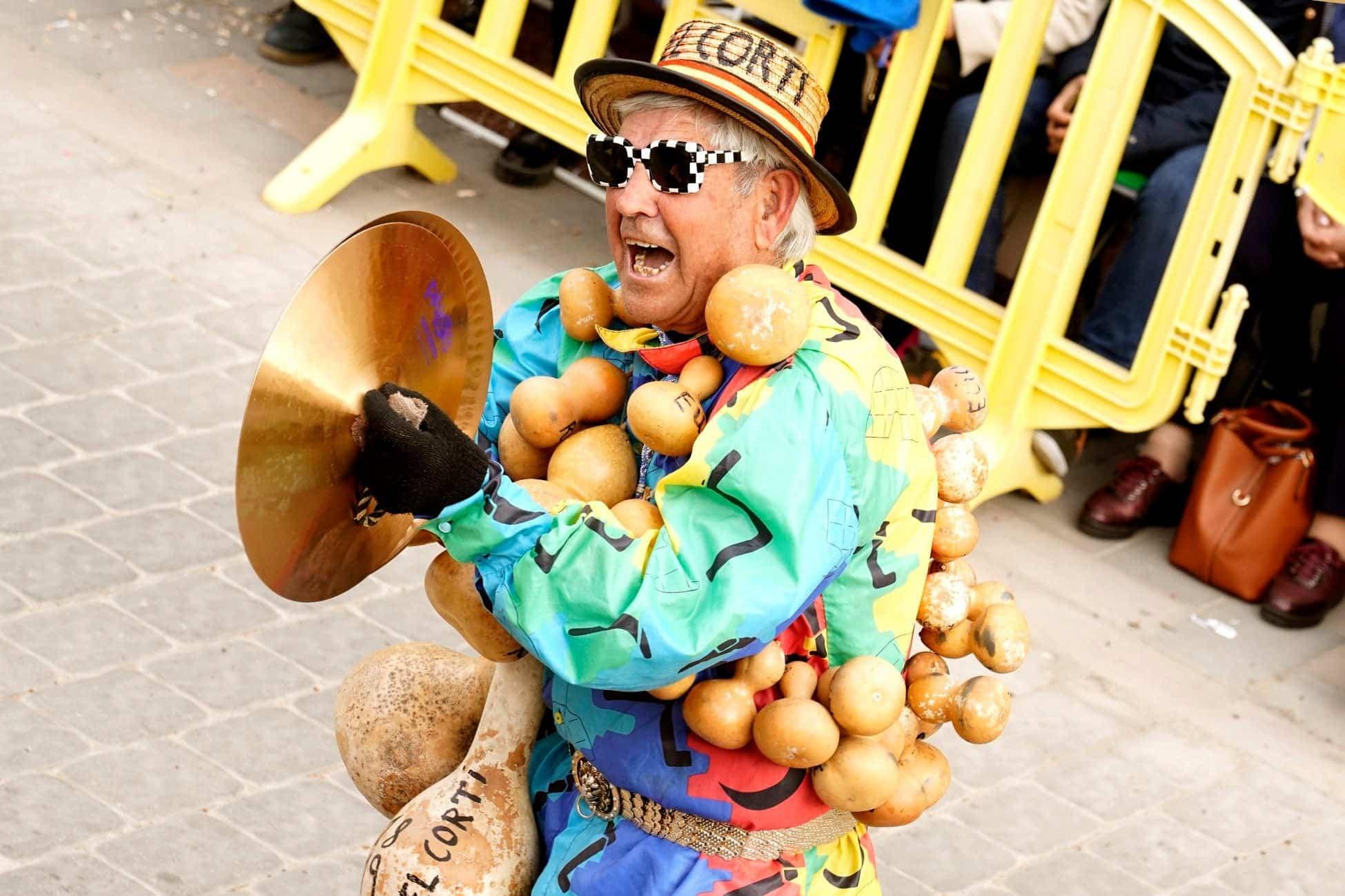 Selección de fotografías del Ofertorio del Carnaval de Herencia 483