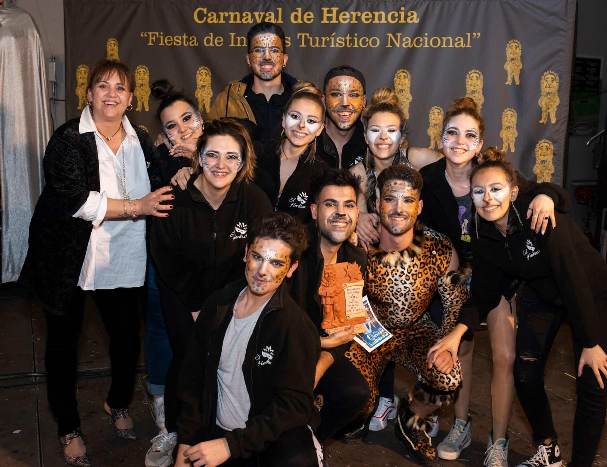 Selección de fotografías del Ofertorio del Carnaval de Herencia 481