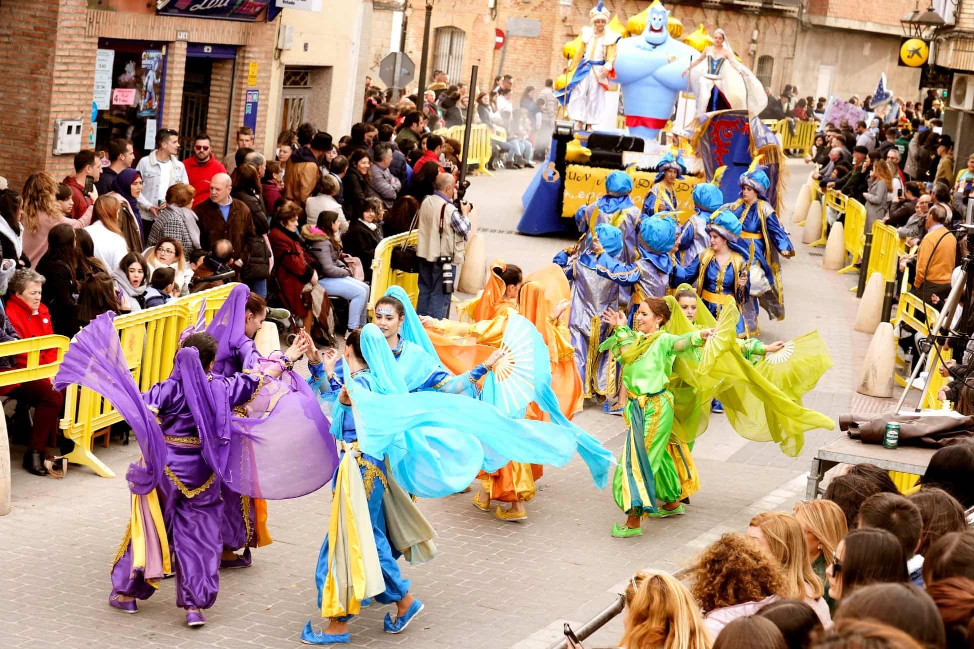 Selección de fotografías del Ofertorio del Carnaval de Herencia 480