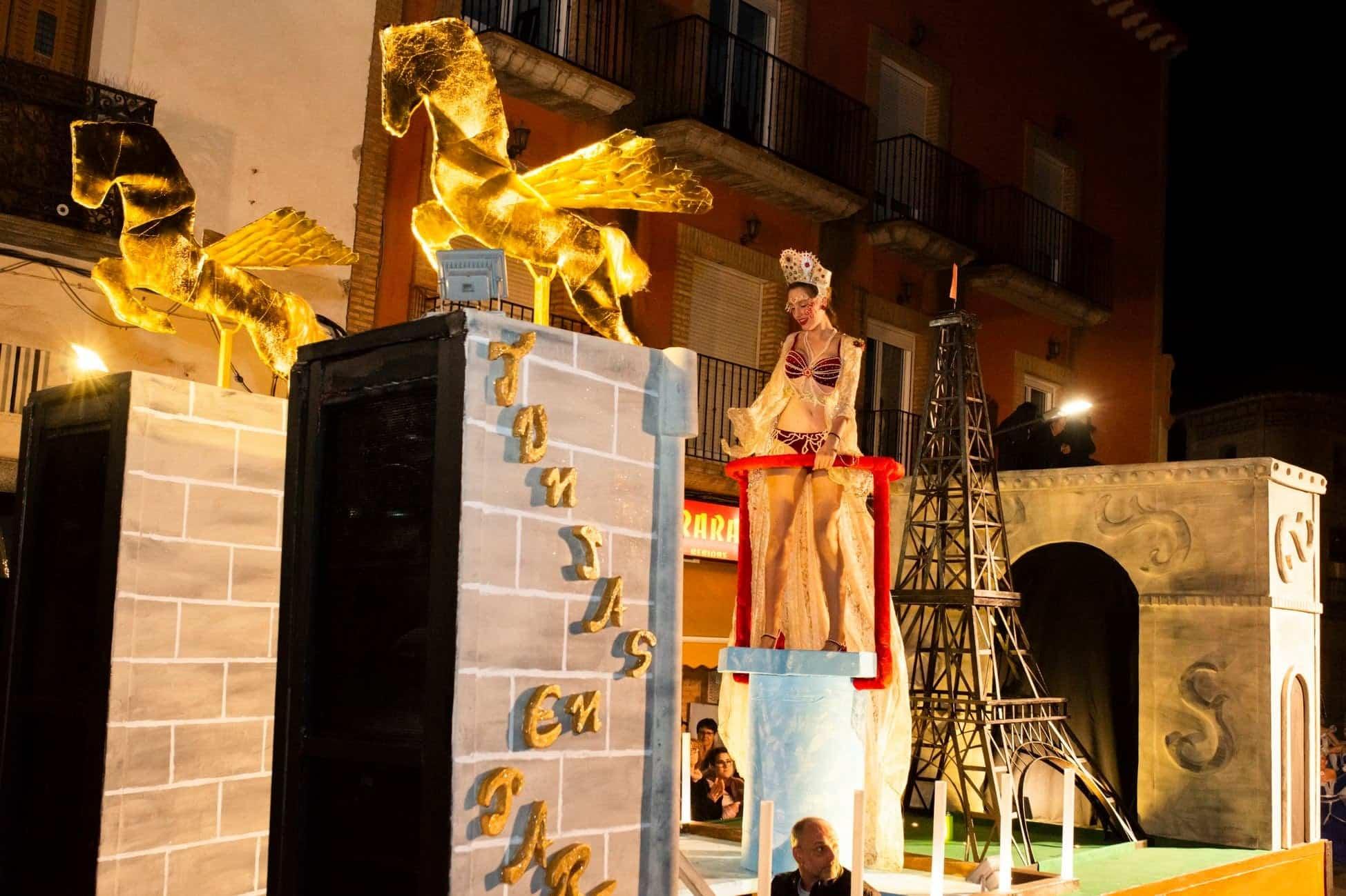 Selección de fotografías del Ofertorio del Carnaval de Herencia 479