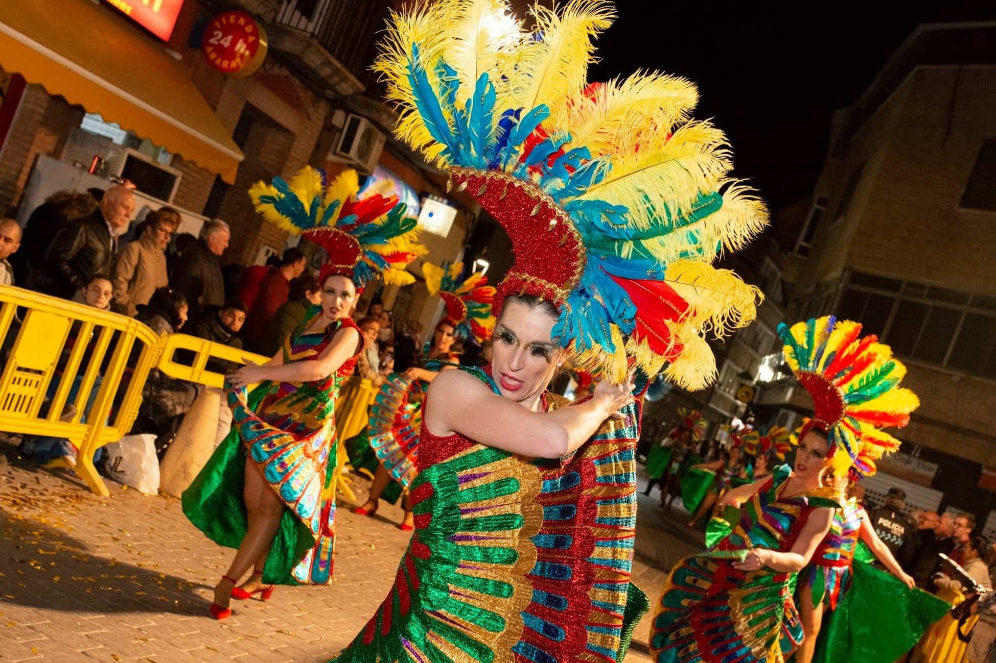 Selección de fotografías del Ofertorio del Carnaval de Herencia 478
