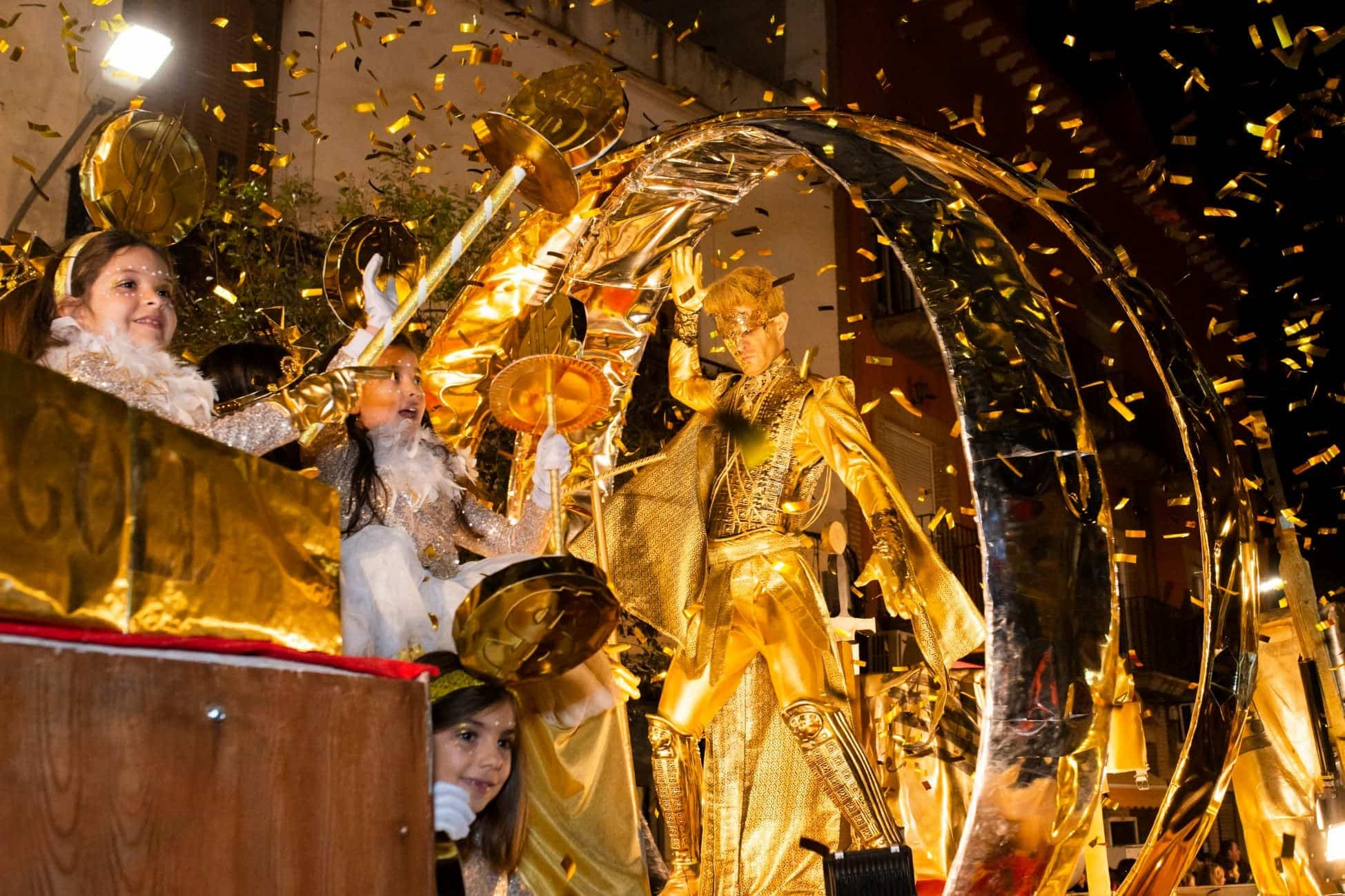 Selección de fotografías del Ofertorio del Carnaval de Herencia 477