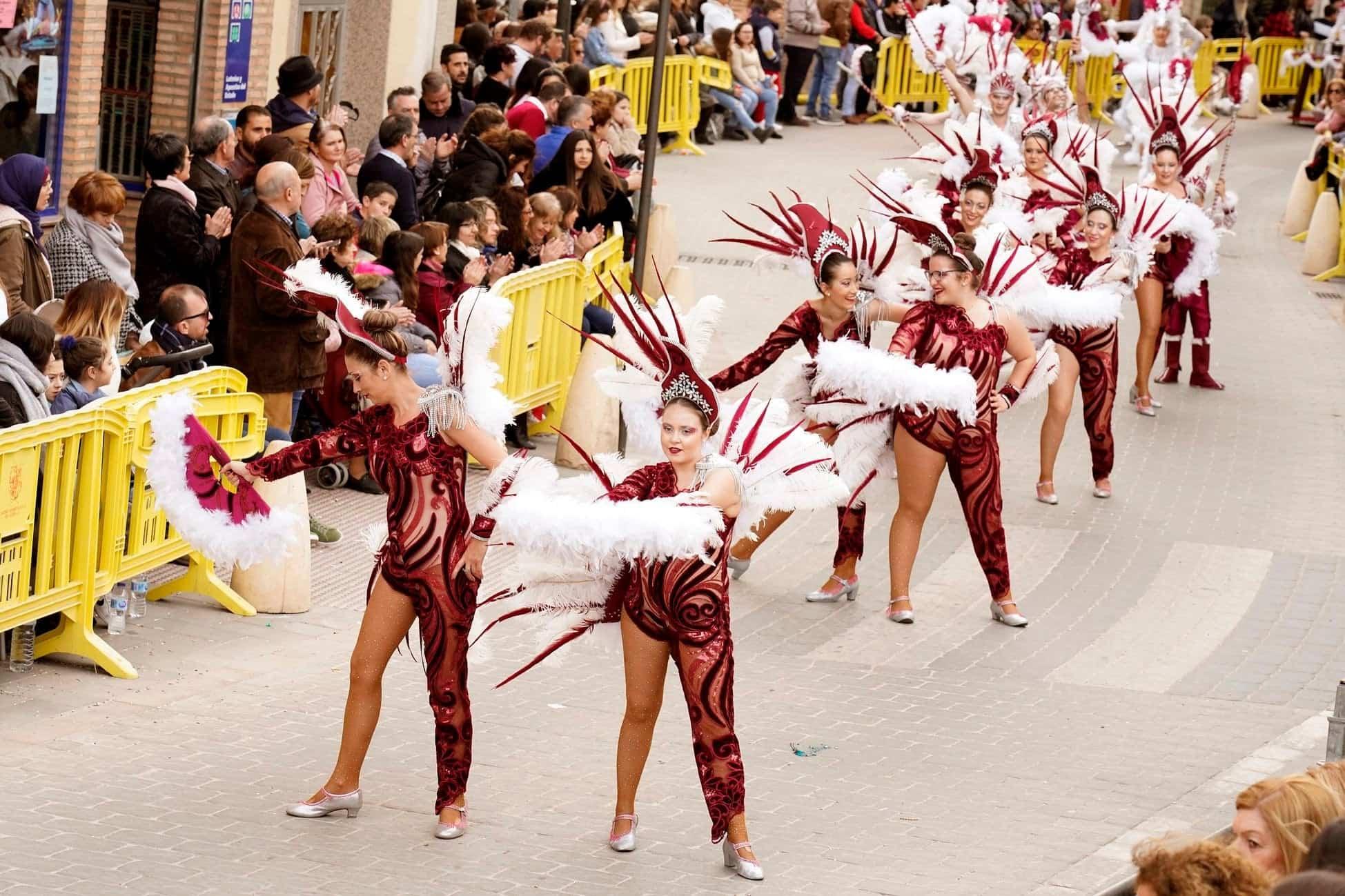 Selección de fotografías del Ofertorio del Carnaval de Herencia 476