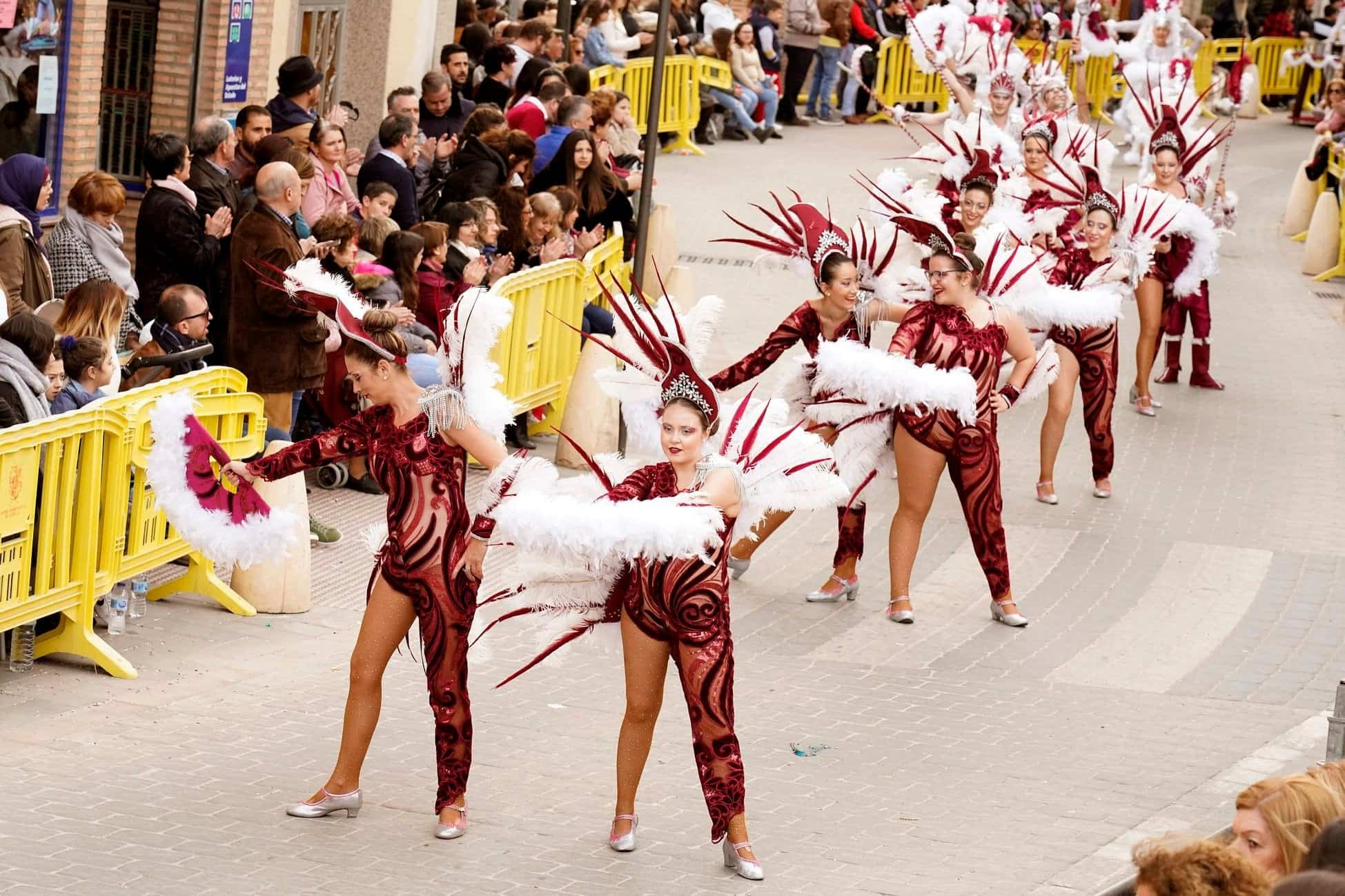 Carnaval de herencia 2020 ofertorio 86 - Selección de fotografías del Ofertorio del Carnaval de Herencia