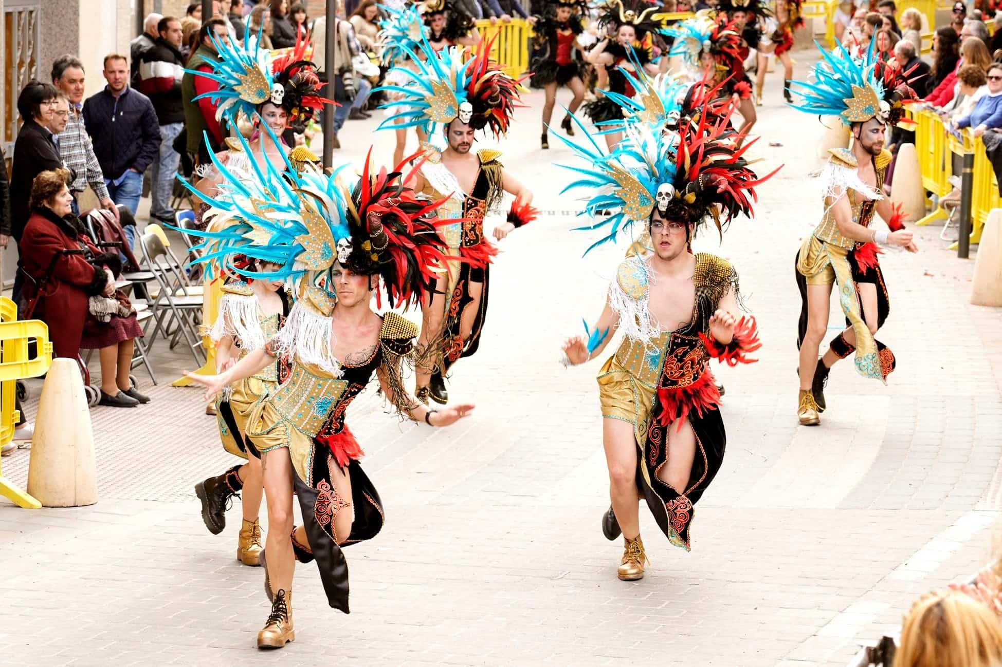 Selección de fotografías del Ofertorio del Carnaval de Herencia 475