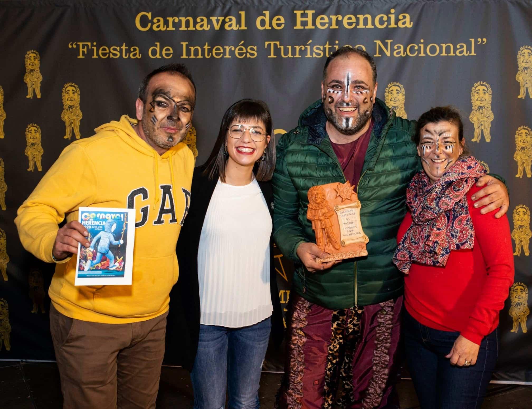 Selección de fotografías del Ofertorio del Carnaval de Herencia 474