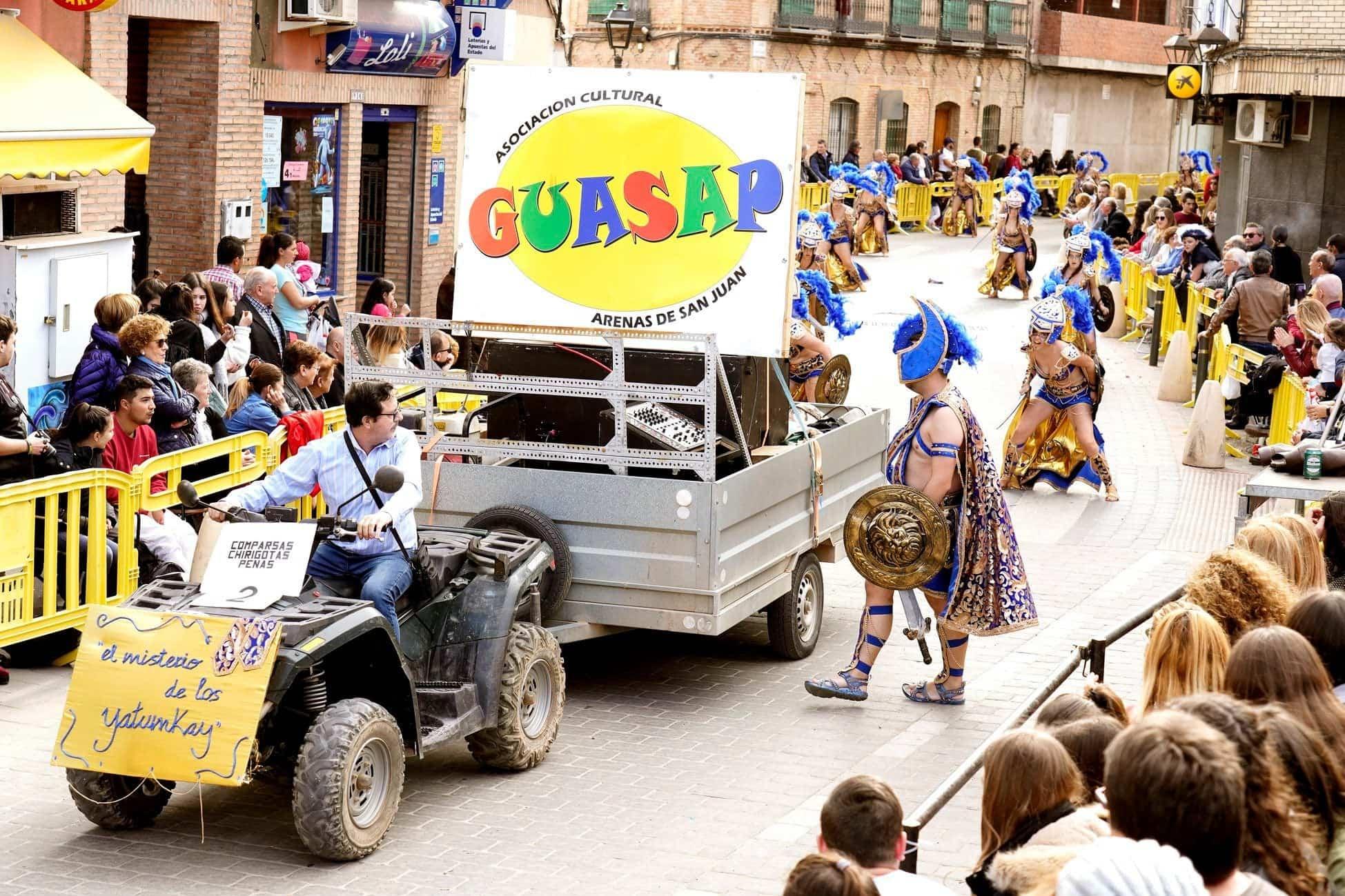 Selección de fotografías del Ofertorio del Carnaval de Herencia 553