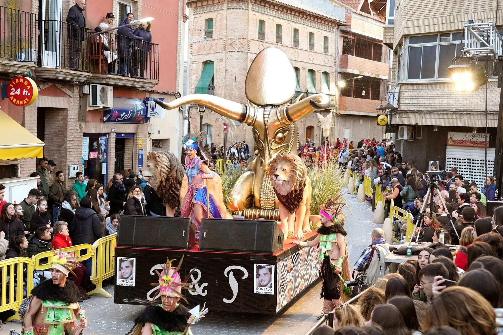 Selección de fotografías del Ofertorio del Carnaval de Herencia 472