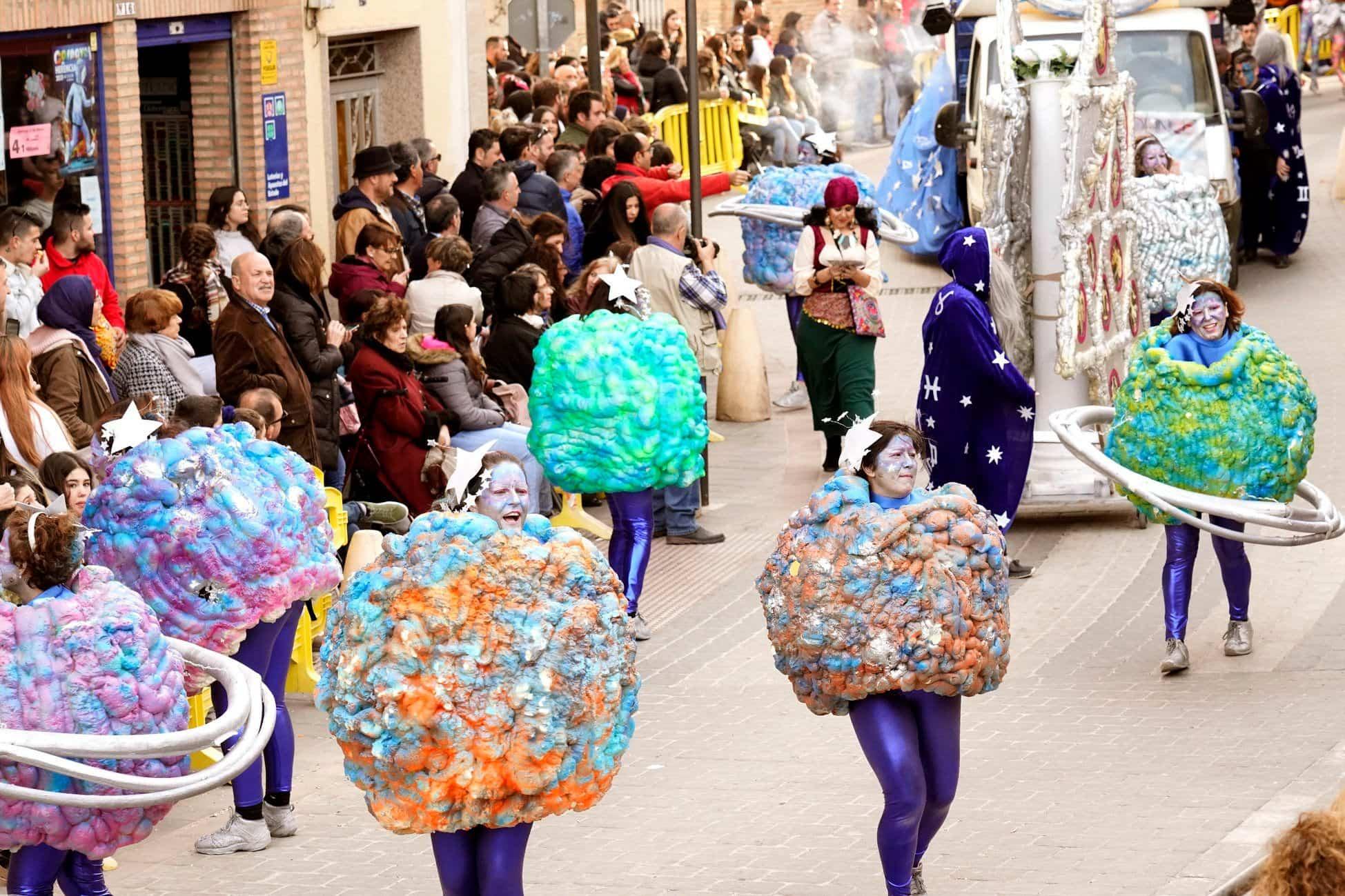 Selección de fotografías del Ofertorio del Carnaval de Herencia 471