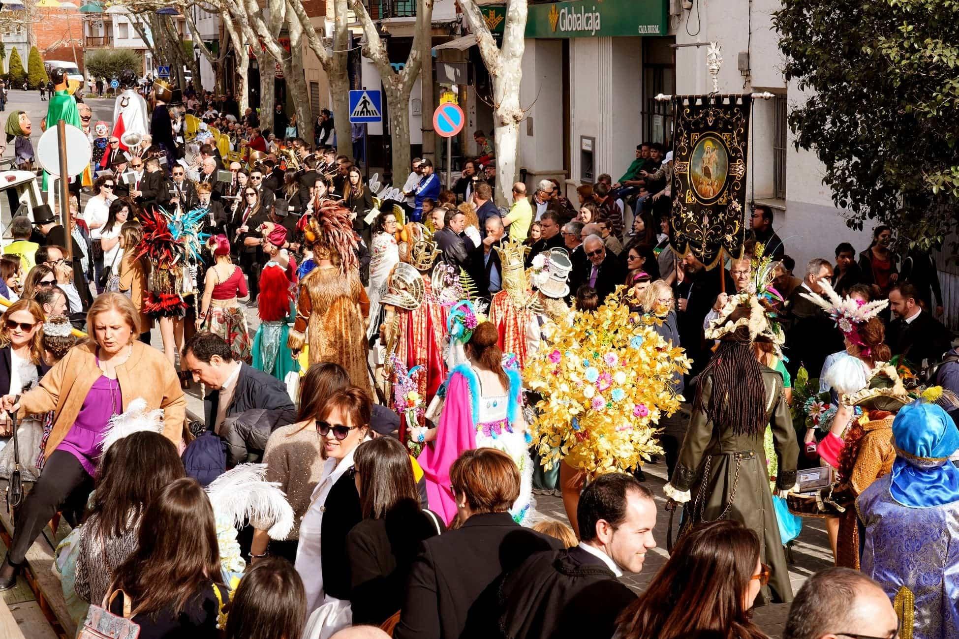 Selección de fotografías del Ofertorio del Carnaval de Herencia 470