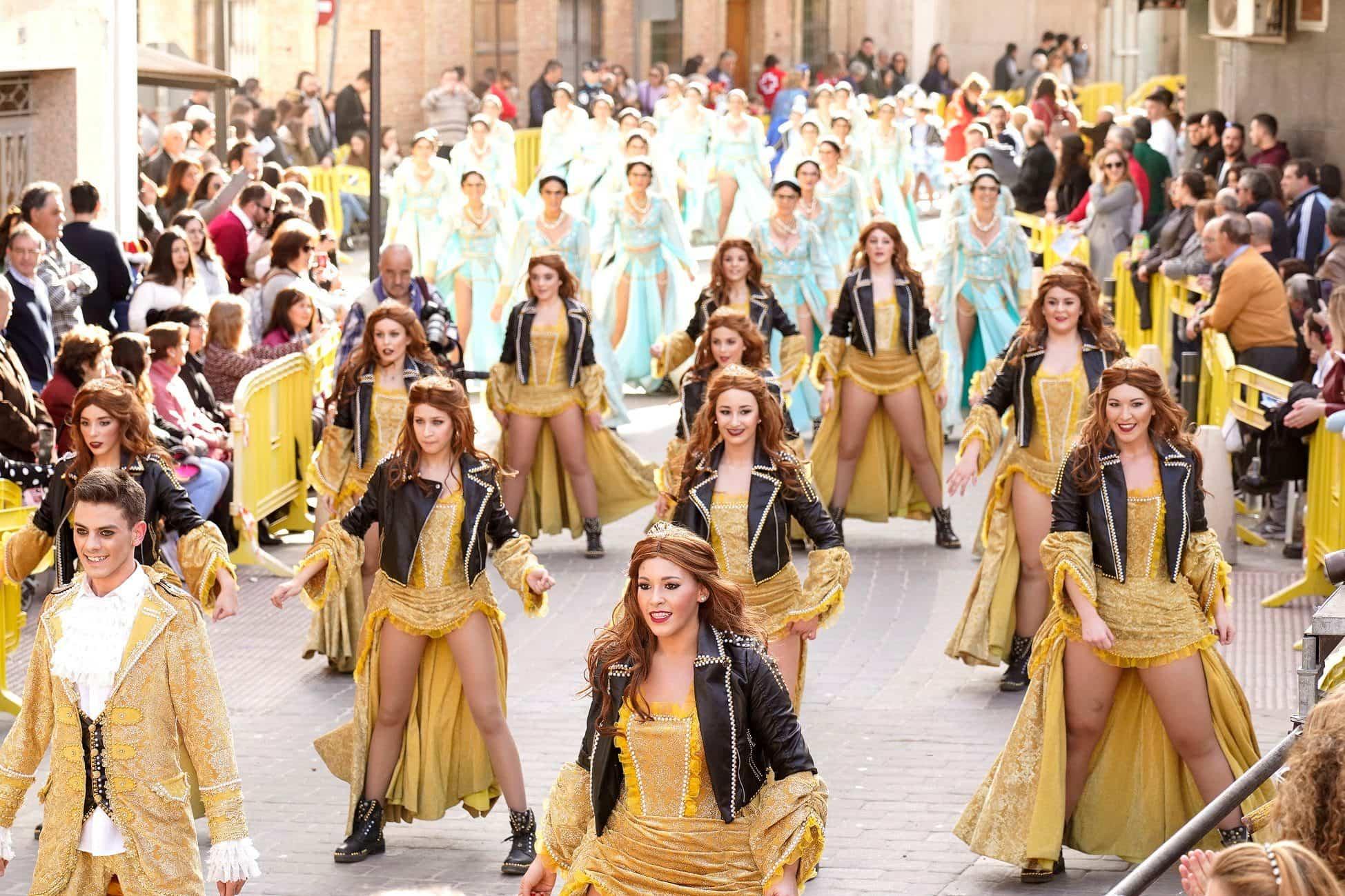 Selección de fotografías del Ofertorio del Carnaval de Herencia 467