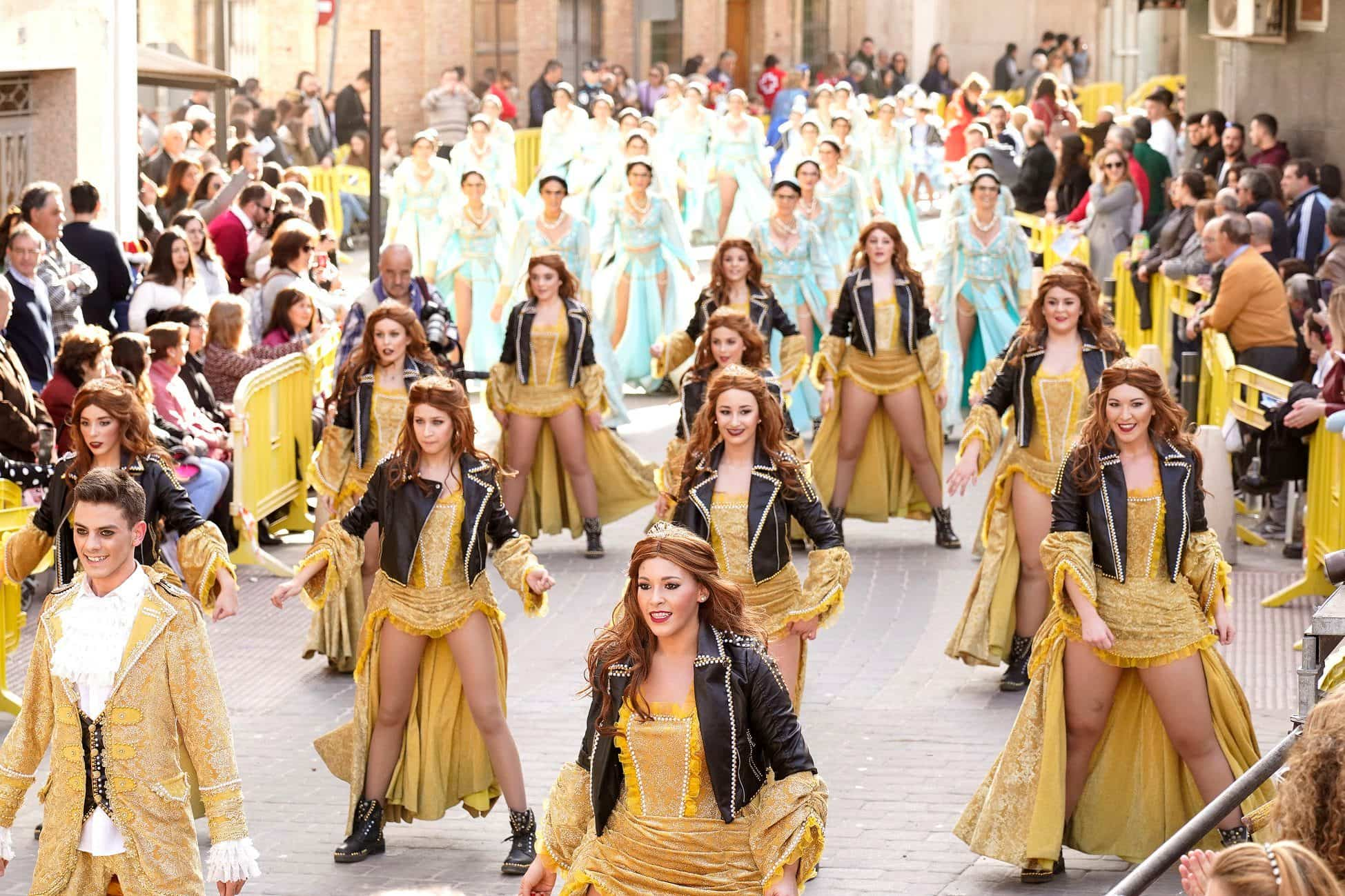 Carnaval de herencia 2020 ofertorio 95 - Selección de fotografías del Ofertorio del Carnaval de Herencia