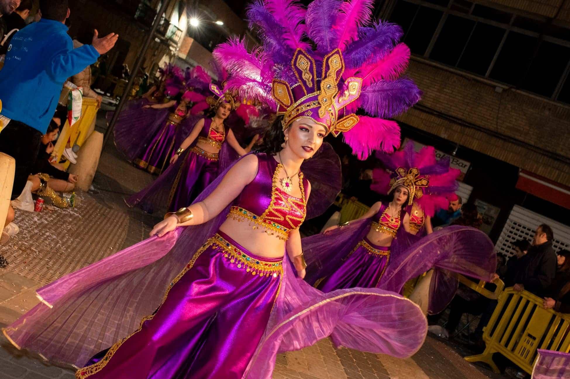 Selección de fotografías del Ofertorio del Carnaval de Herencia 464