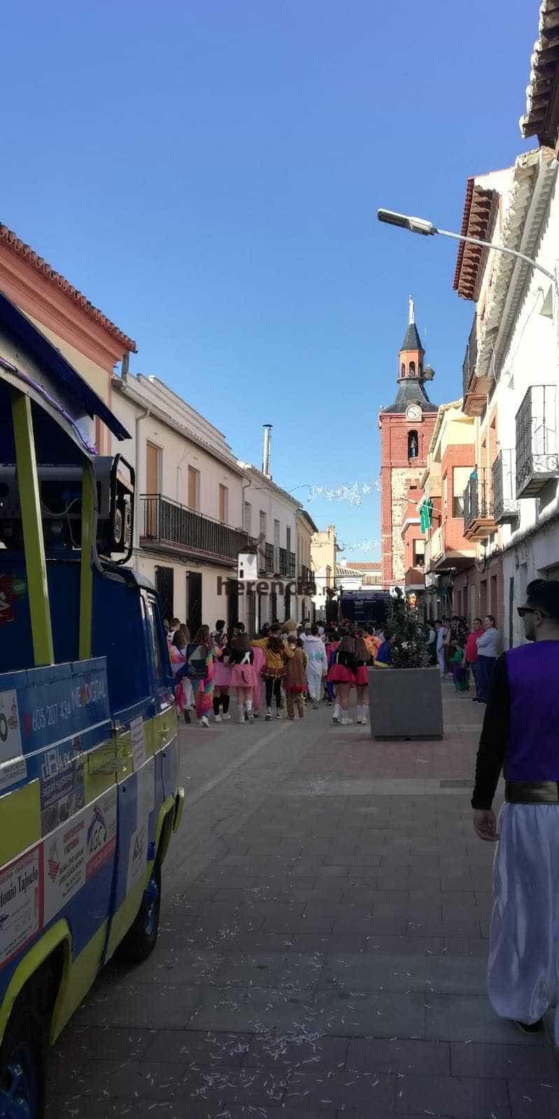 Carnaval herencia 2020 pasacalles domingo deseosas 1 - El Domingo de las Deseosas invita a todo el mundo al Carnaval de Herencia