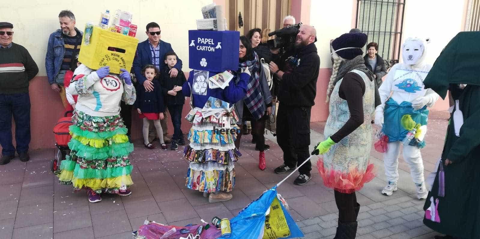 Carnaval herencia 2020 pasacalles domingo deseosas 10 - El Domingo de las Deseosas invita a todo el mundo al Carnaval de Herencia