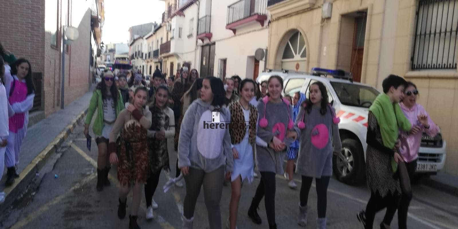 El Domingo de las Deseosas invita a todo el mundo al Carnaval de Herencia 114