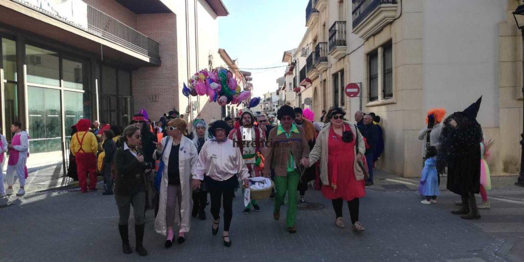 El Domingo de las Deseosas invita a todo el mundo al Carnaval de Herencia 154
