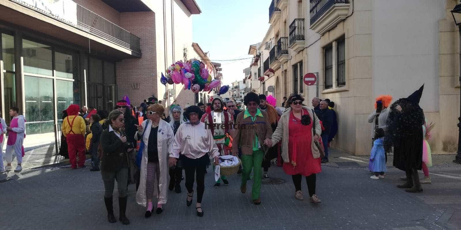 El Domingo de las Deseosas invita a todo el mundo al Carnaval de Herencia 115