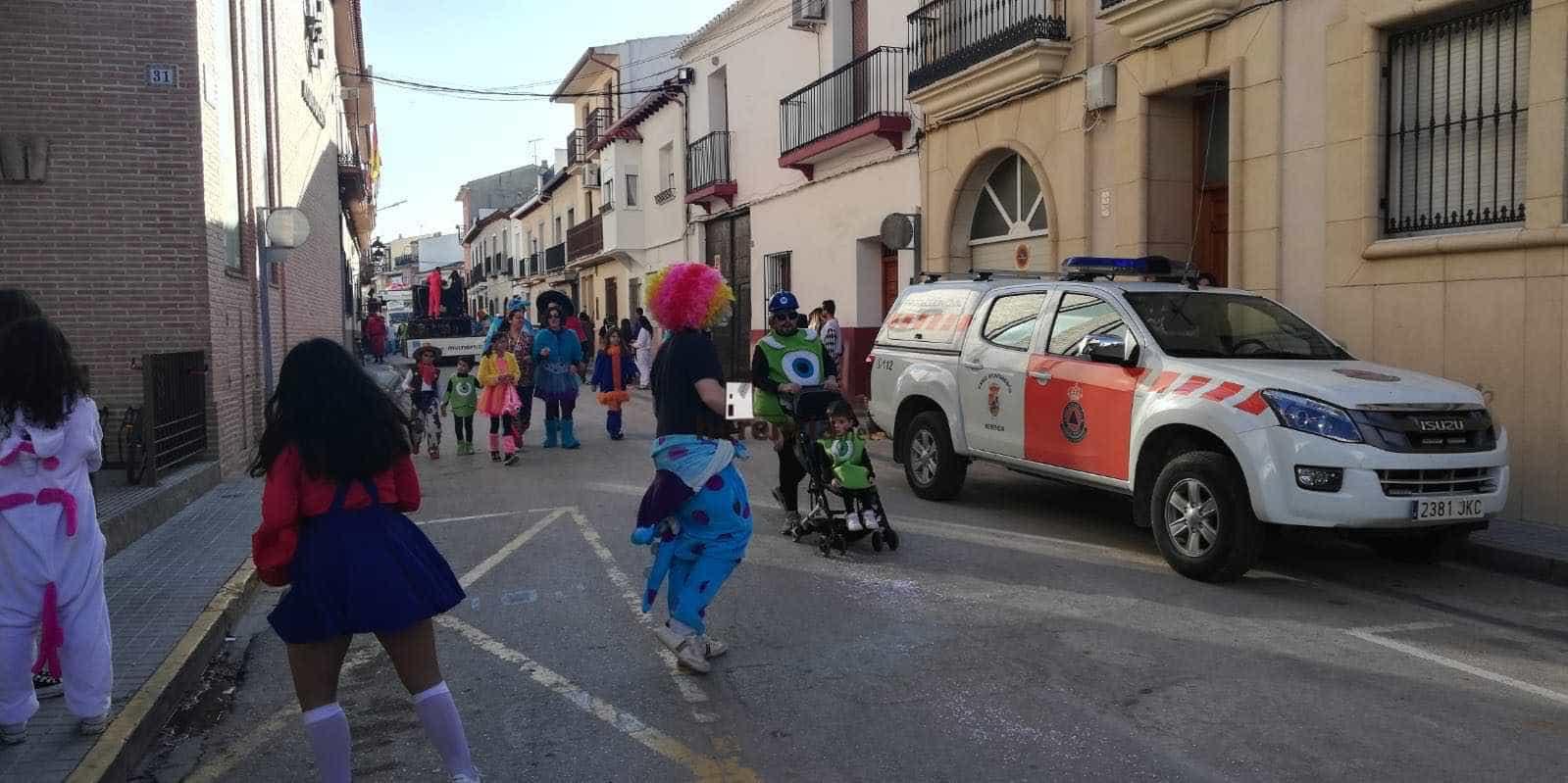 Carnaval herencia 2020 pasacalles domingo deseosas 14 - El Domingo de las Deseosas invita a todo el mundo al Carnaval de Herencia