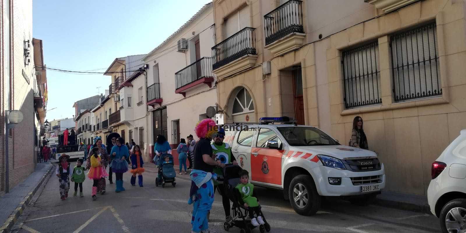 Carnaval herencia 2020 pasacalles domingo deseosas 15 - El Domingo de las Deseosas invita a todo el mundo al Carnaval de Herencia