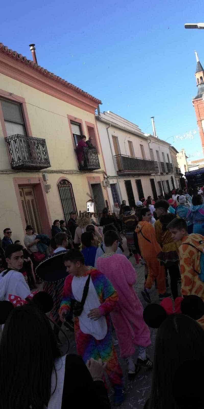 Carnaval herencia 2020 pasacalles domingo deseosas 16 - El Domingo de las Deseosas invita a todo el mundo al Carnaval de Herencia