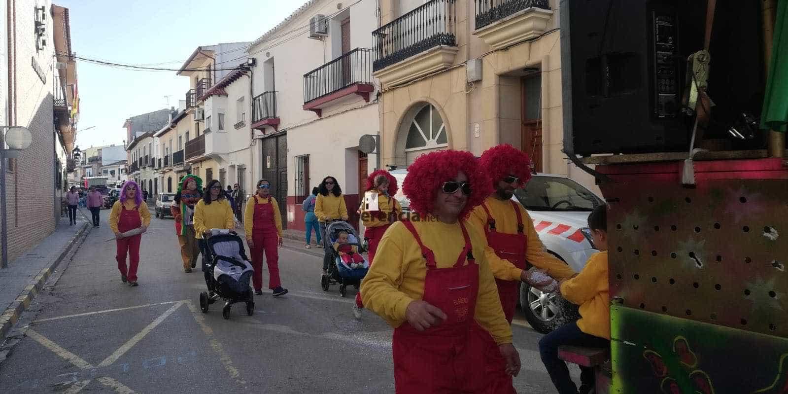 Carnaval herencia 2020 pasacalles domingo deseosas 17 - El Domingo de las Deseosas invita a todo el mundo al Carnaval de Herencia