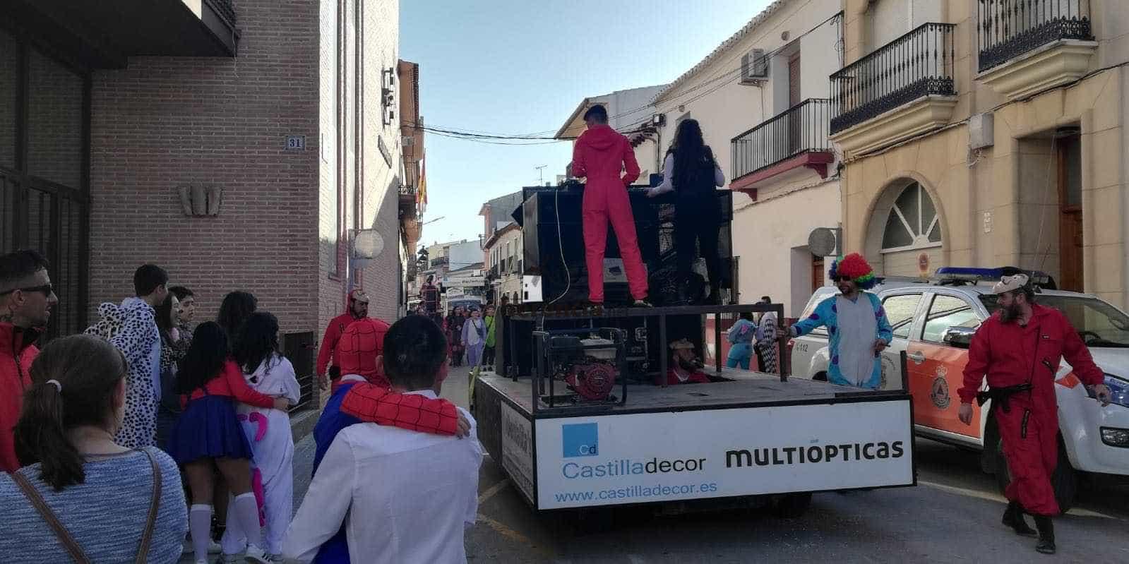 El Domingo de las Deseosas invita a todo el mundo al Carnaval de Herencia 121