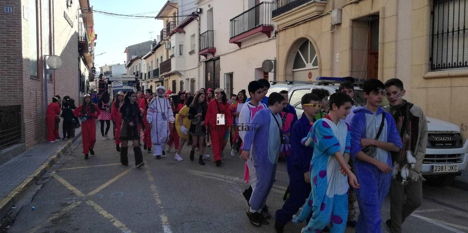 Carnaval herencia 2020 pasacalles domingo deseosas 21 - El Domingo de las Deseosas invita a todo el mundo al Carnaval de Herencia