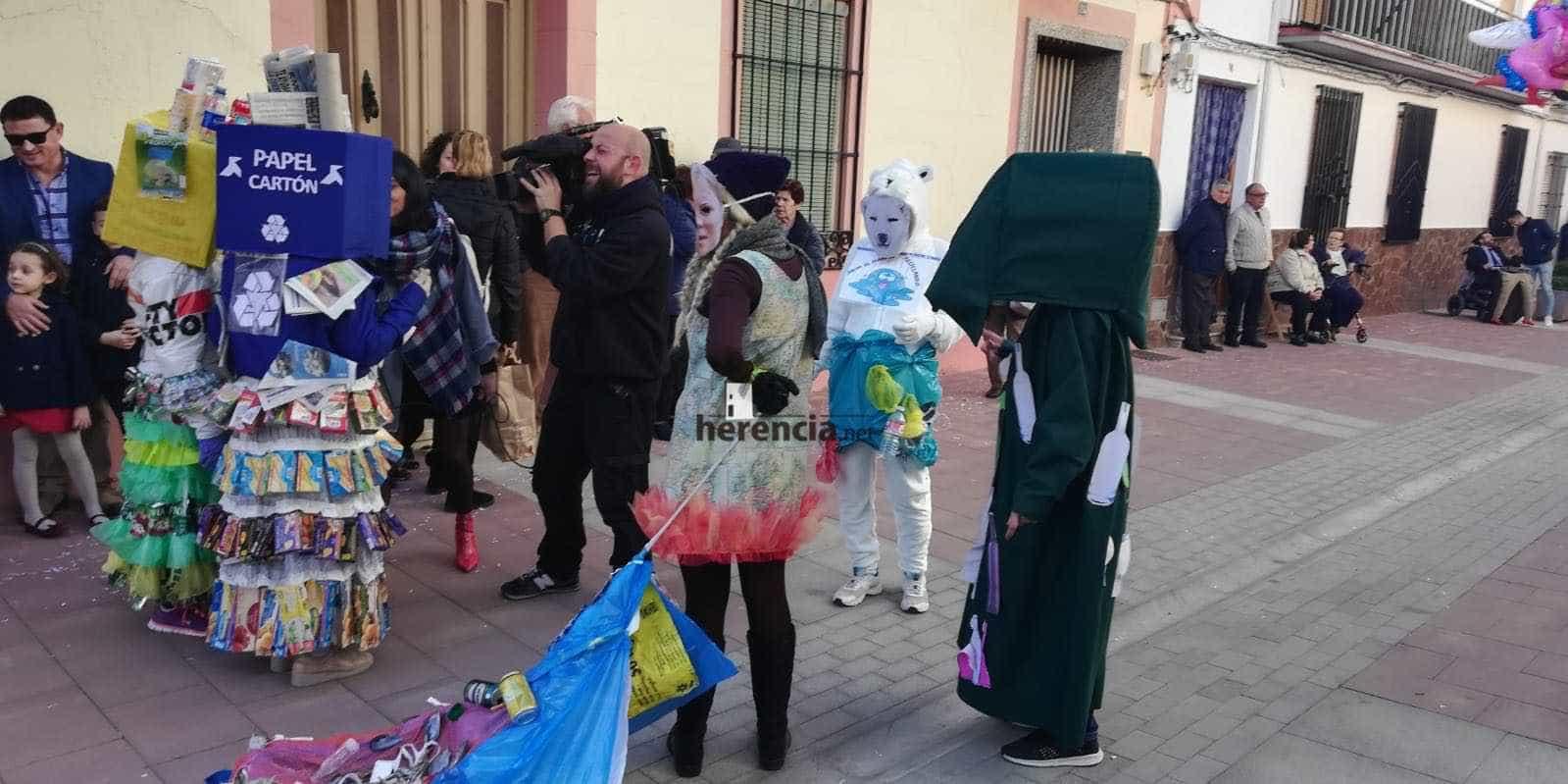 Carnaval herencia 2020 pasacalles domingo deseosas 22 - El Domingo de las Deseosas invita a todo el mundo al Carnaval de Herencia