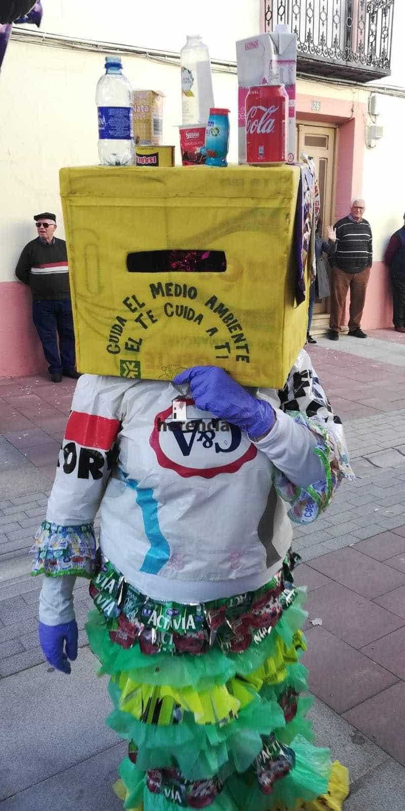 El Domingo de las Deseosas invita a todo el mundo al Carnaval de Herencia 125
