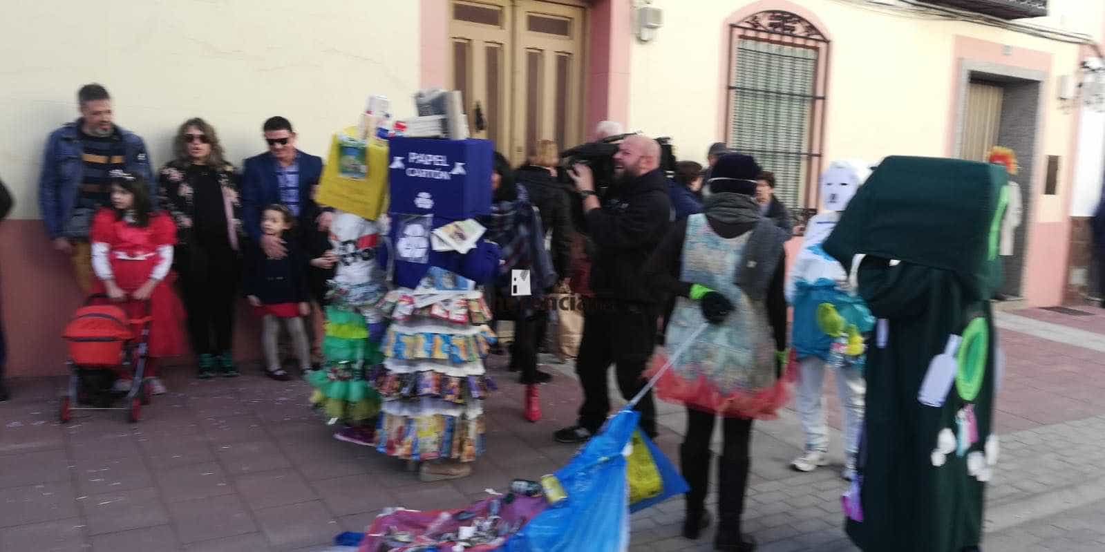 El Domingo de las Deseosas invita a todo el mundo al Carnaval de Herencia 126