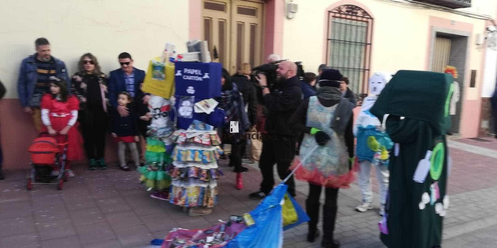 Carnaval herencia 2020 pasacalles domingo deseosas 24 - El Domingo de las Deseosas invita a todo el mundo al Carnaval de Herencia