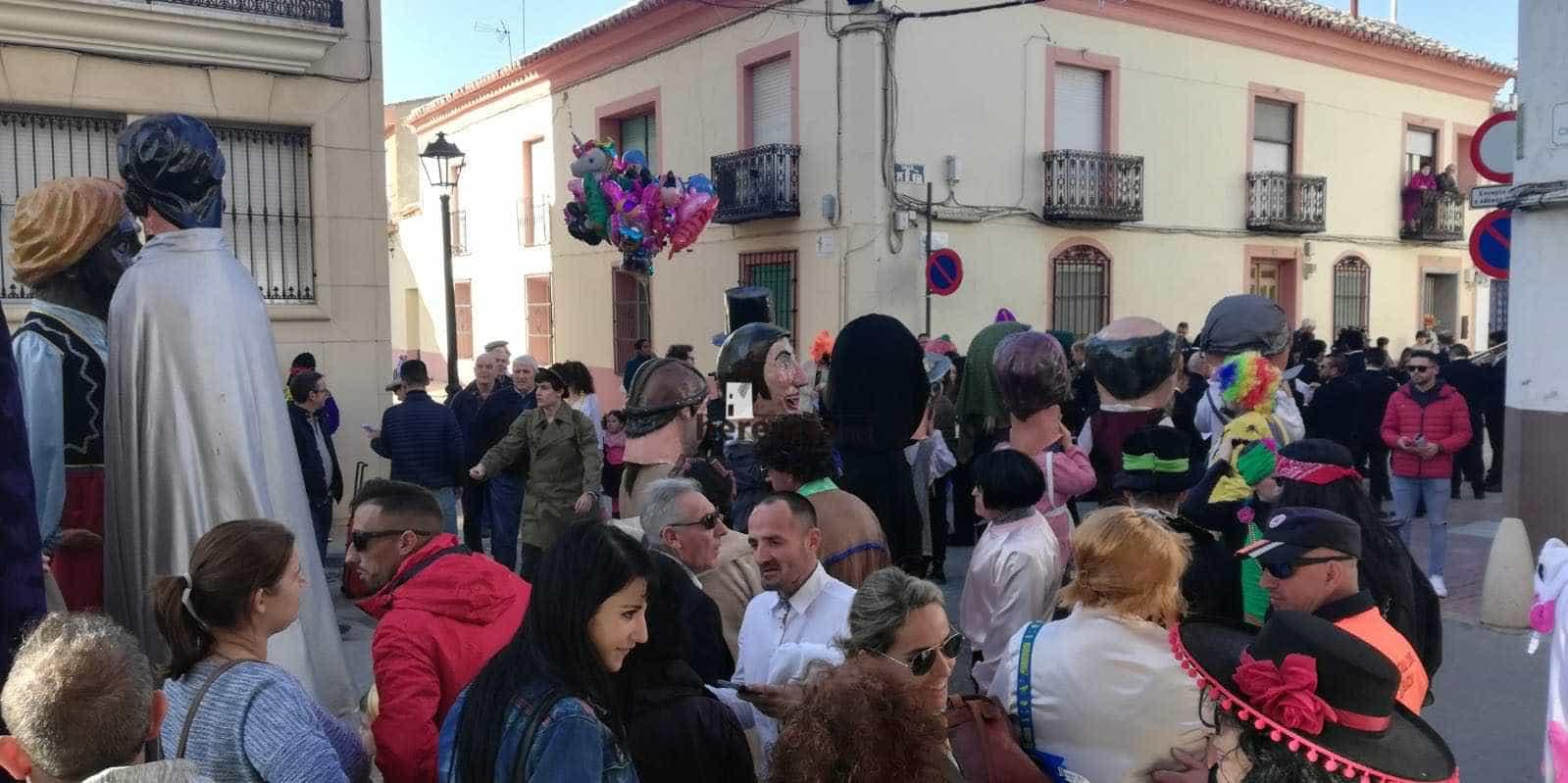 Carnaval herencia 2020 pasacalles domingo deseosas 25 - El Domingo de las Deseosas invita a todo el mundo al Carnaval de Herencia