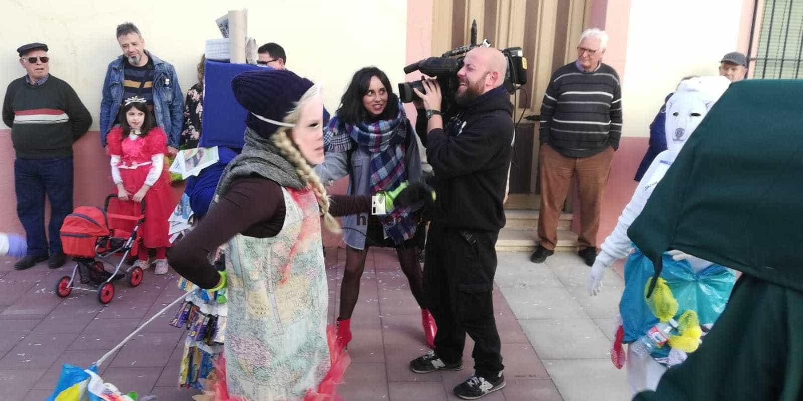 El Domingo de las Deseosas invita a todo el mundo al Carnaval de Herencia 128
