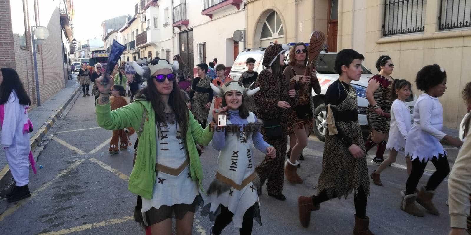 Carnaval herencia 2020 pasacalles domingo deseosas 27 - El Domingo de las Deseosas invita a todo el mundo al Carnaval de Herencia