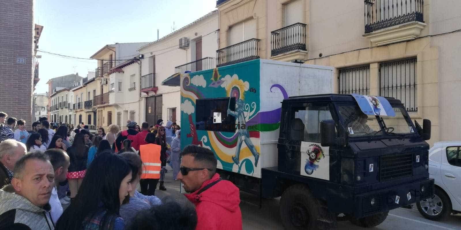 Carnaval herencia 2020 pasacalles domingo deseosas 28 - El Domingo de las Deseosas invita a todo el mundo al Carnaval de Herencia