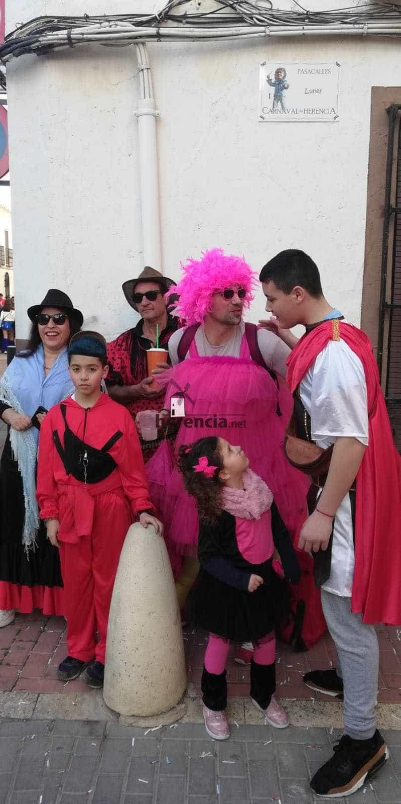 Carnaval herencia 2020 pasacalles domingo deseosas 3 - El Domingo de las Deseosas invita a todo el mundo al Carnaval de Herencia