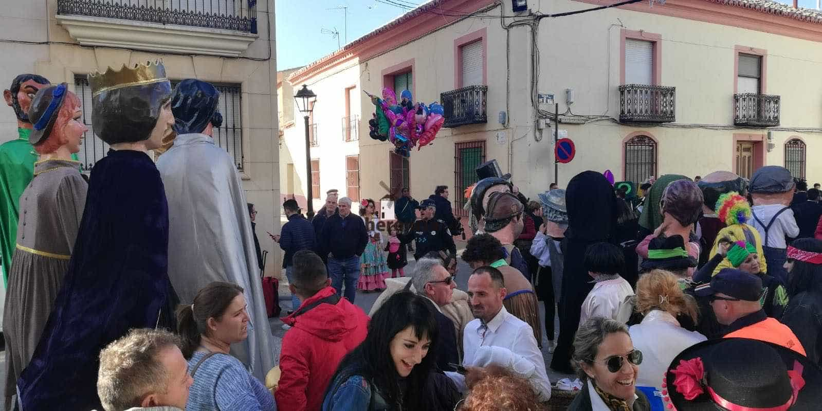 Carnaval herencia 2020 pasacalles domingo deseosas 30 - El Domingo de las Deseosas invita a todo el mundo al Carnaval de Herencia