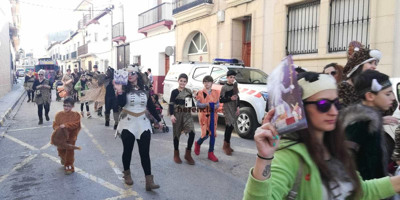 El Domingo de las Deseosas invita a todo el mundo al Carnaval de Herencia 133
