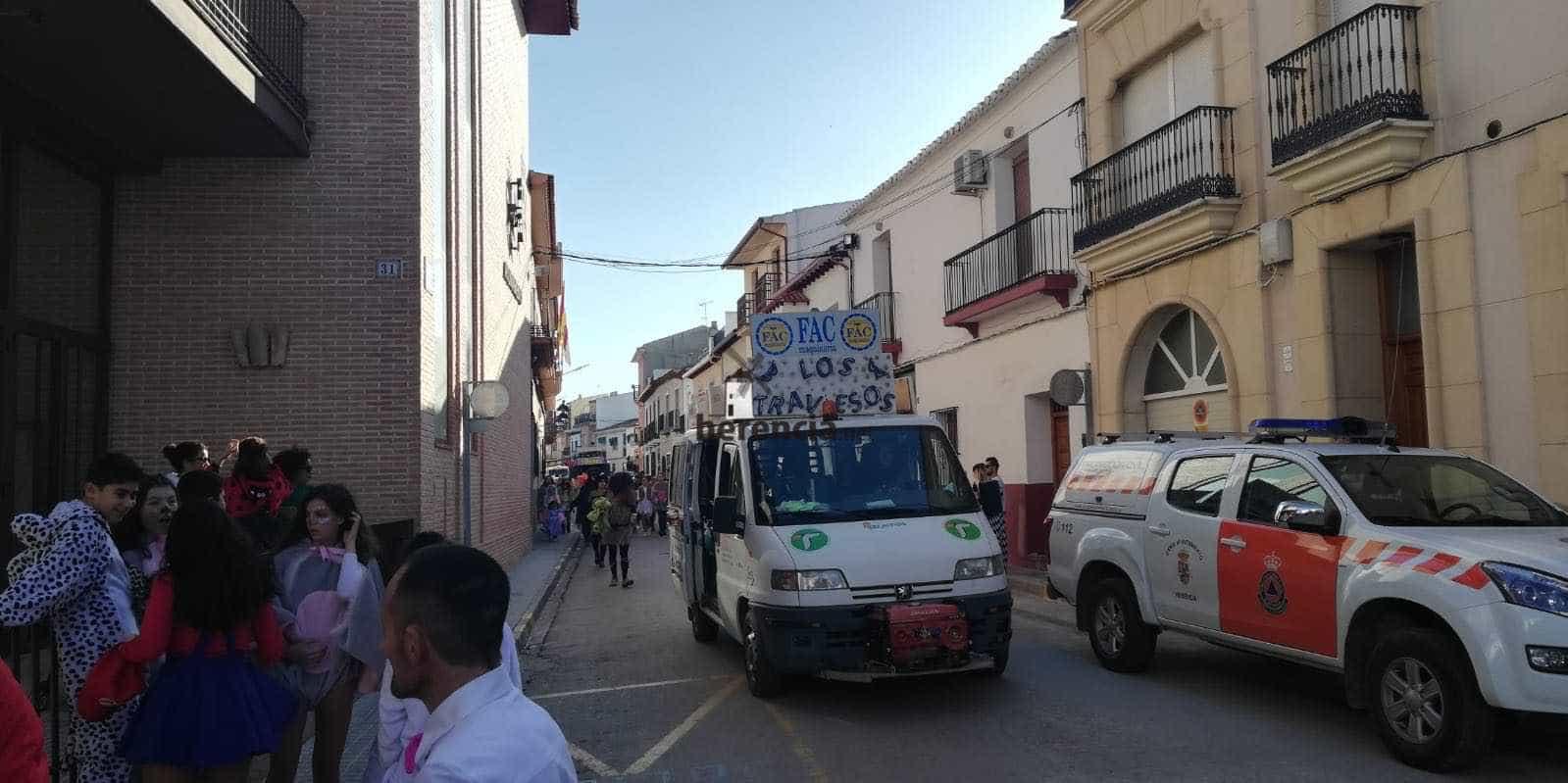 El Domingo de las Deseosas invita a todo el mundo al Carnaval de Herencia 134
