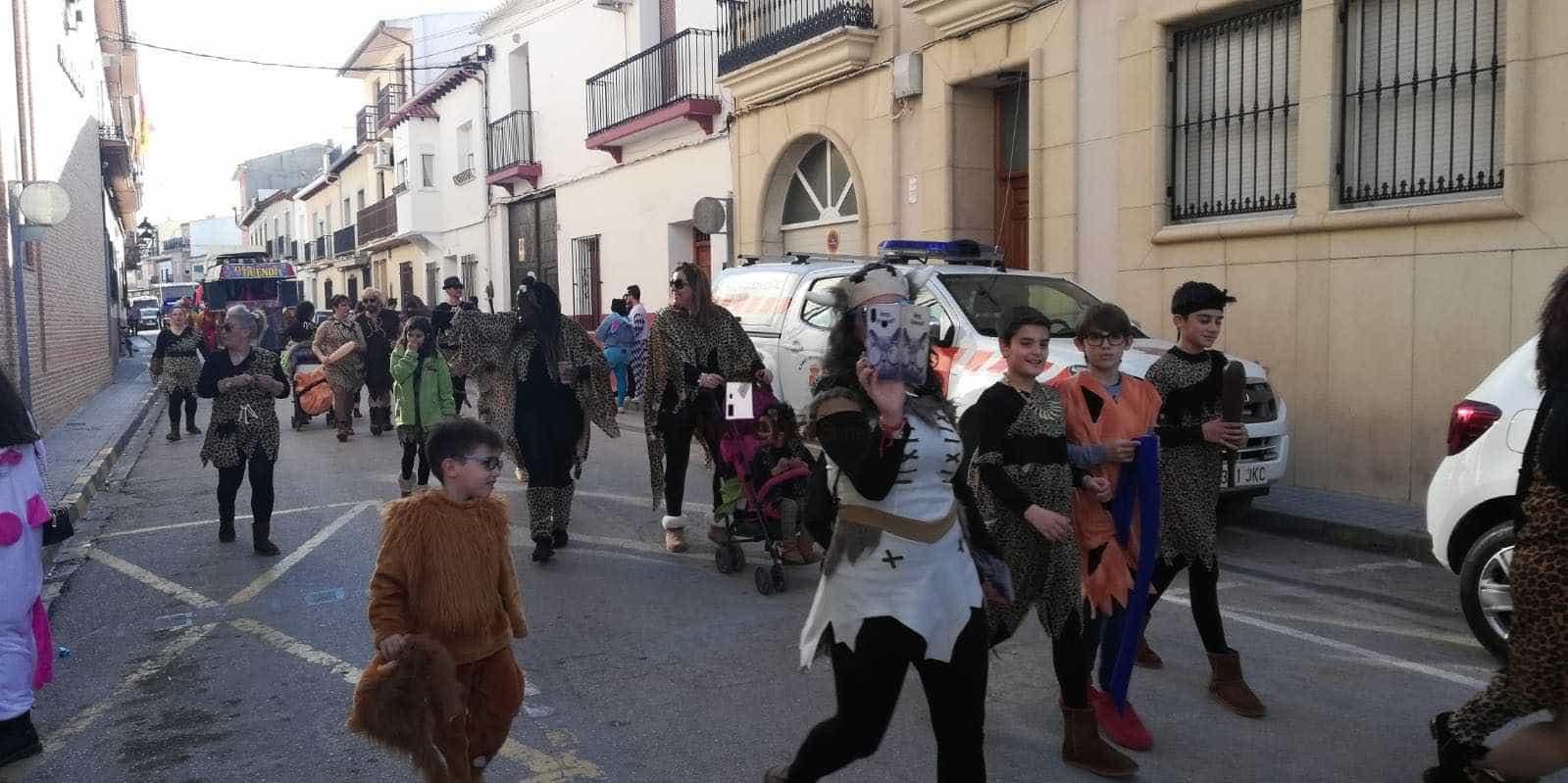 El Domingo de las Deseosas invita a todo el mundo al Carnaval de Herencia 135