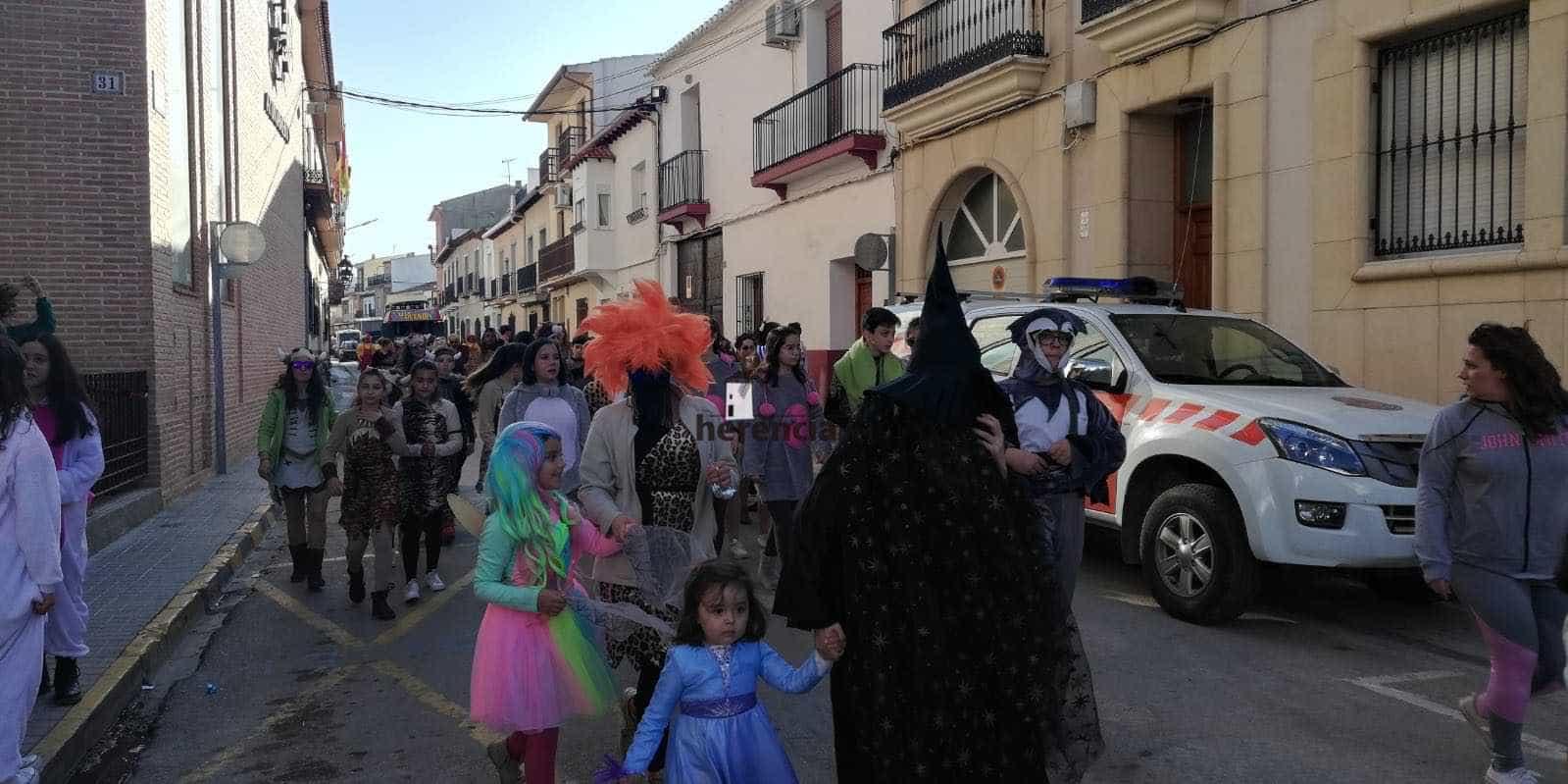 El Domingo de las Deseosas invita a todo el mundo al Carnaval de Herencia 136