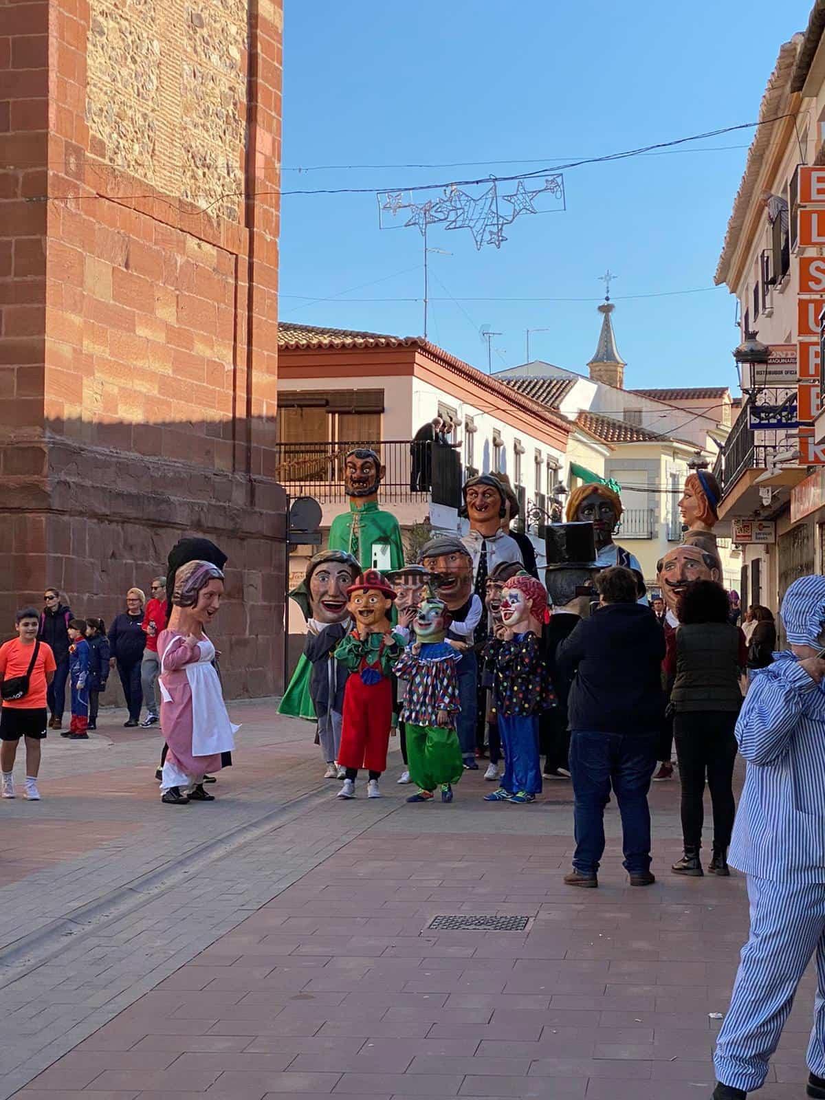 El Domingo de las Deseosas invita a todo el mundo al Carnaval de Herencia 137