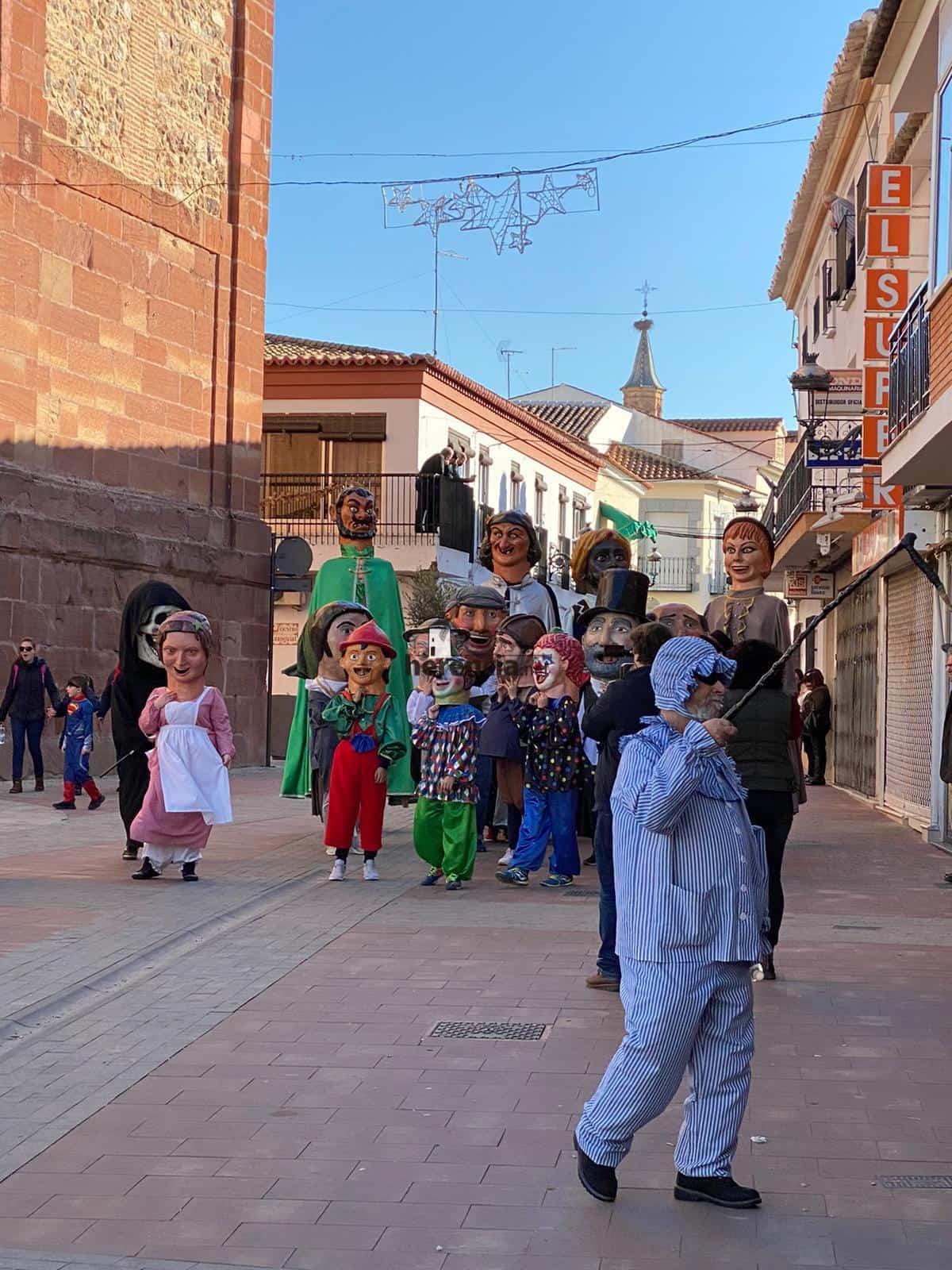 El Domingo de las Deseosas invita a todo el mundo al Carnaval de Herencia 138