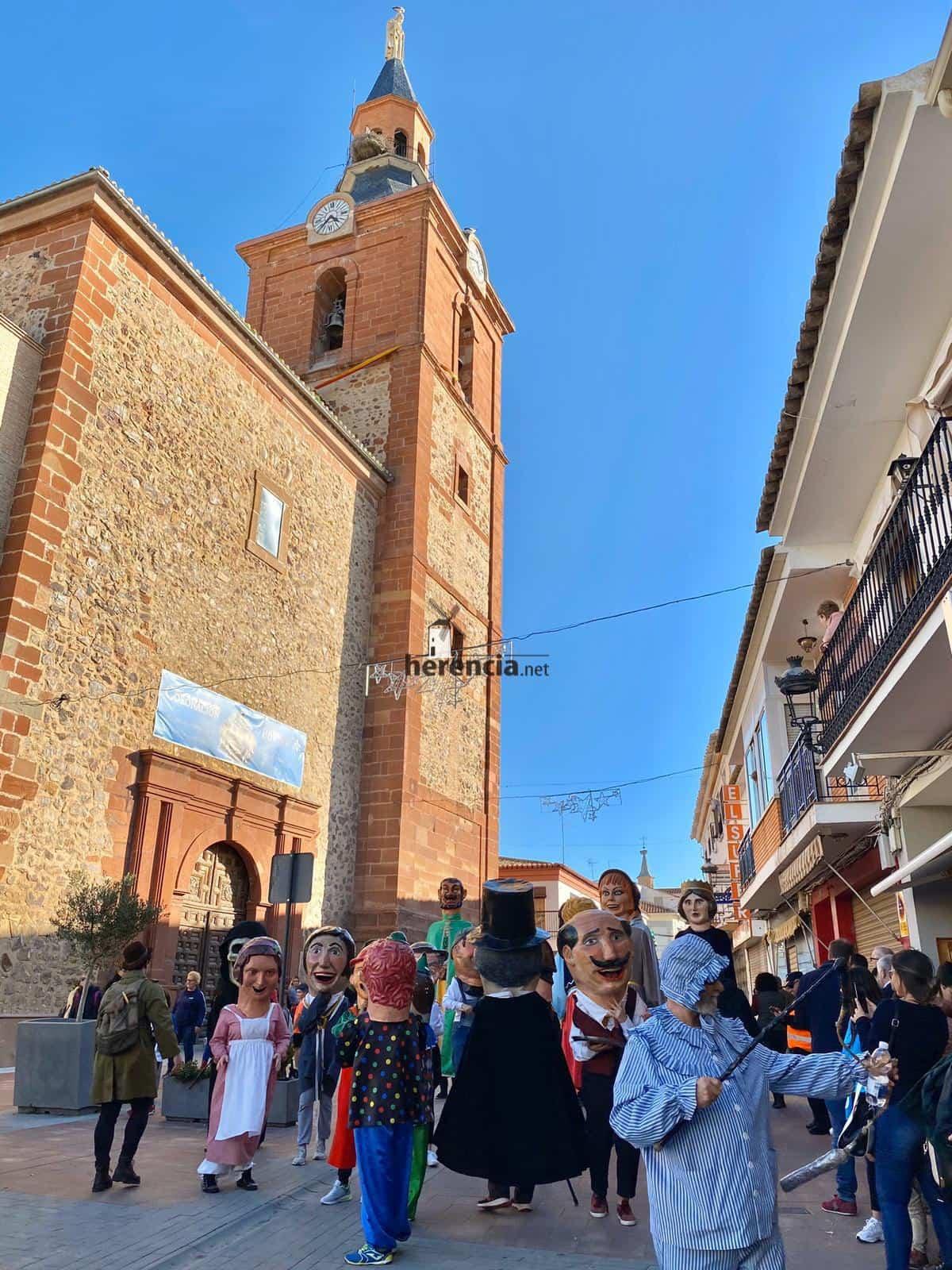 El Domingo de las Deseosas invita a todo el mundo al Carnaval de Herencia 139