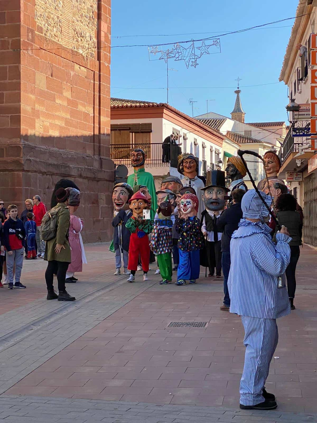 El Domingo de las Deseosas invita a todo el mundo al Carnaval de Herencia 140