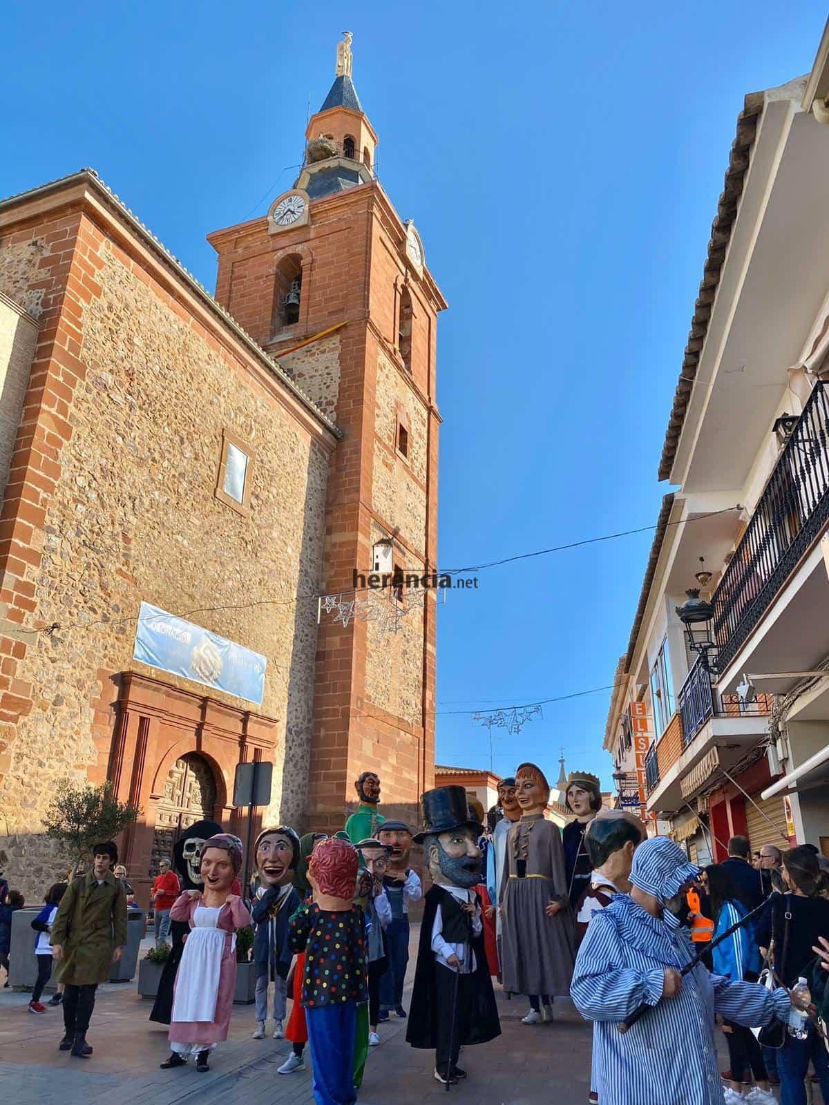 El Domingo de las Deseosas invita a todo el mundo al Carnaval de Herencia 142