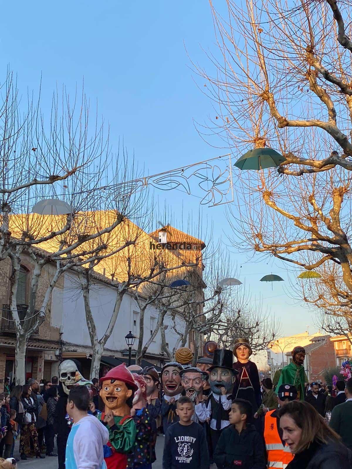 El Domingo de las Deseosas invita a todo el mundo al Carnaval de Herencia 143