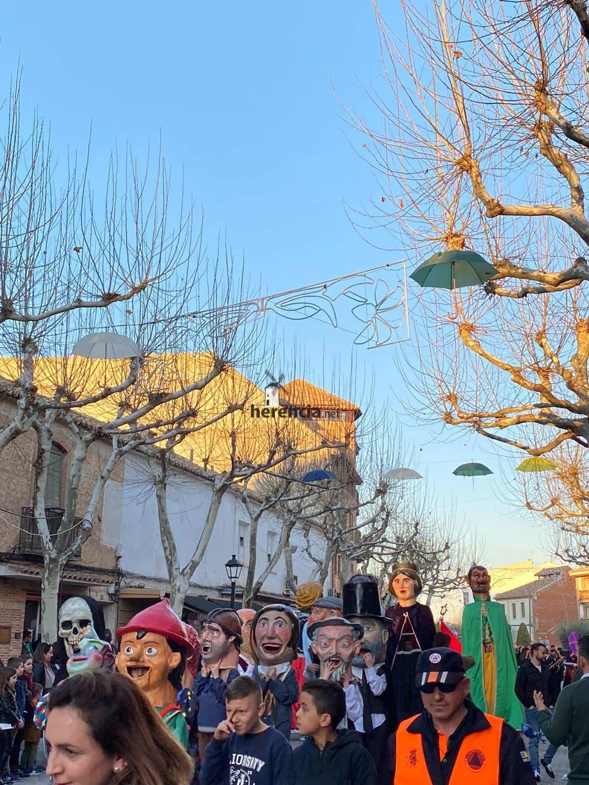 El Domingo de las Deseosas invita a todo el mundo al Carnaval de Herencia 144