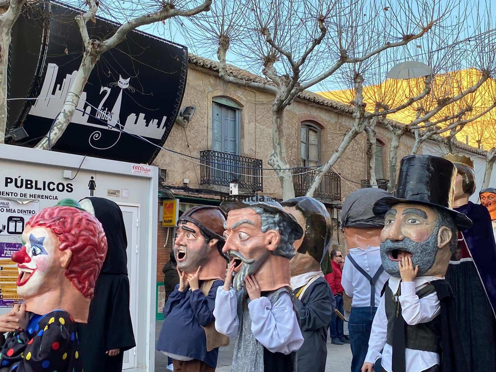 Carnaval herencia 2020 pasacalles domingo deseosas 43 - El Domingo de las Deseosas invita a todo el mundo al Carnaval de Herencia